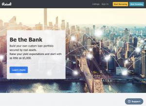 Raiseli.com website screenshot